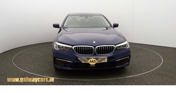 BMW 5-Series 2017 full