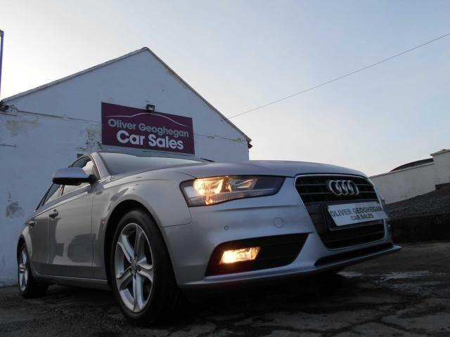Audi A4 2015 full