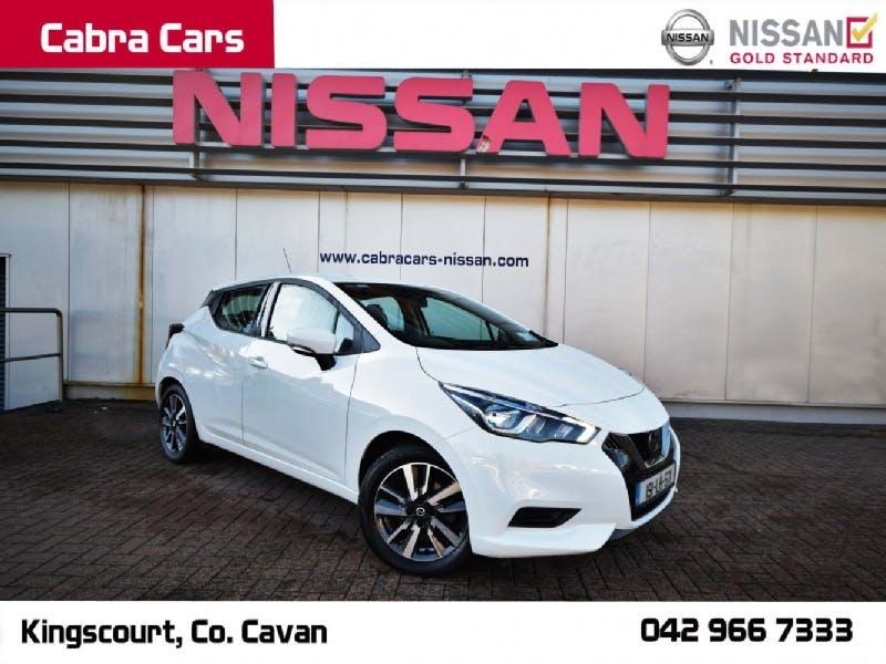Nissan Micra 2019 full