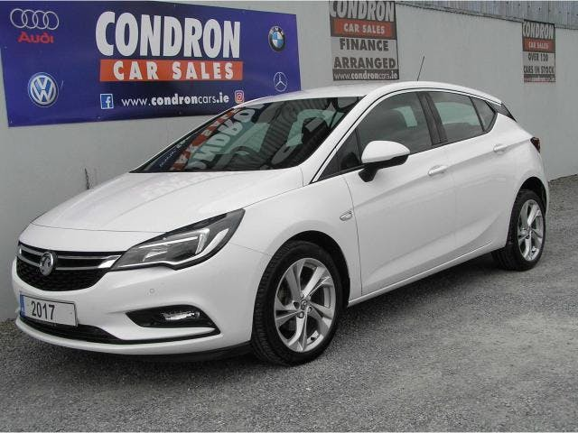 Opel Astra 2017 full