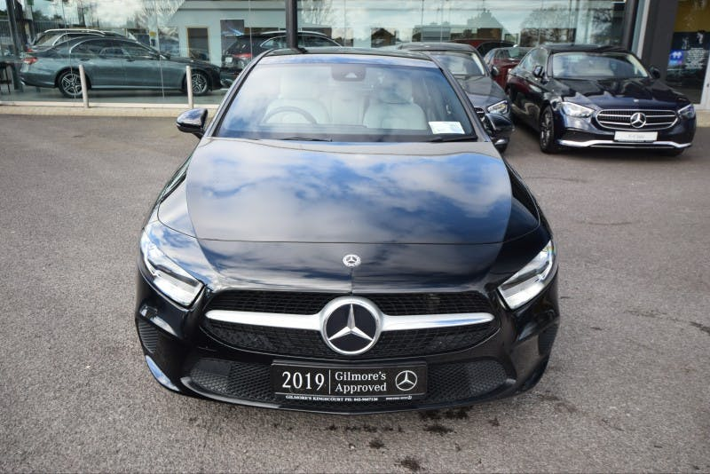 Mercedes-Benz A-Class 2019 full