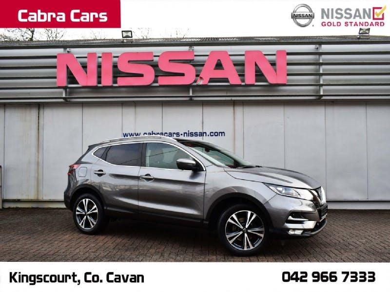 Nissan Qashqai 2019 full