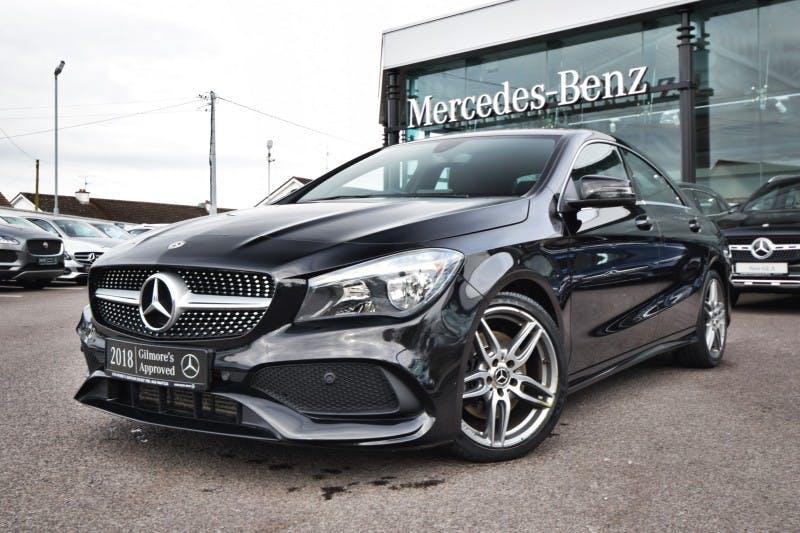 Mercedes-Benz CLA-Class 2018 full