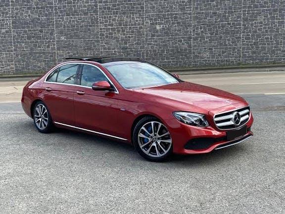 Mercedes-Benz E-Class 2018 full