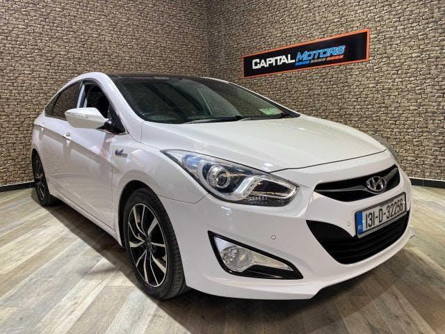 Hyundai i40 2013 full
