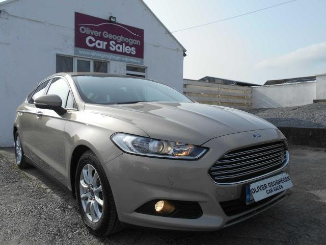 Ford Mondeo 2016 full