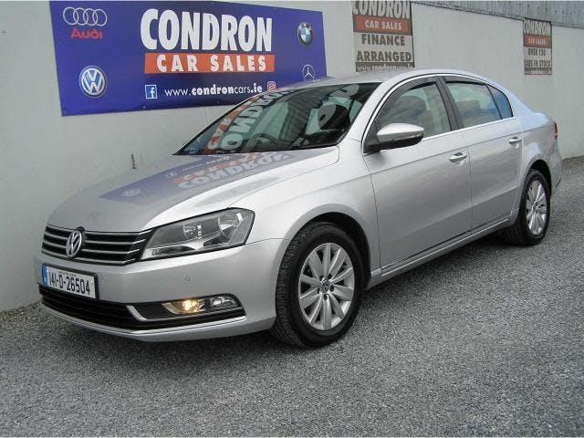 Volkswagen Passat 2014 full