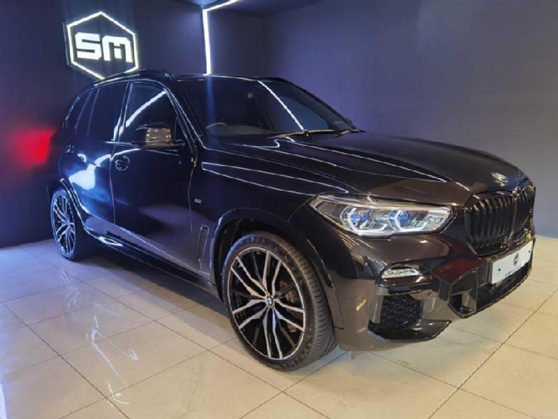 BMW X5 2019 full