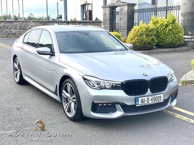 BMW 7 Series 2016 full