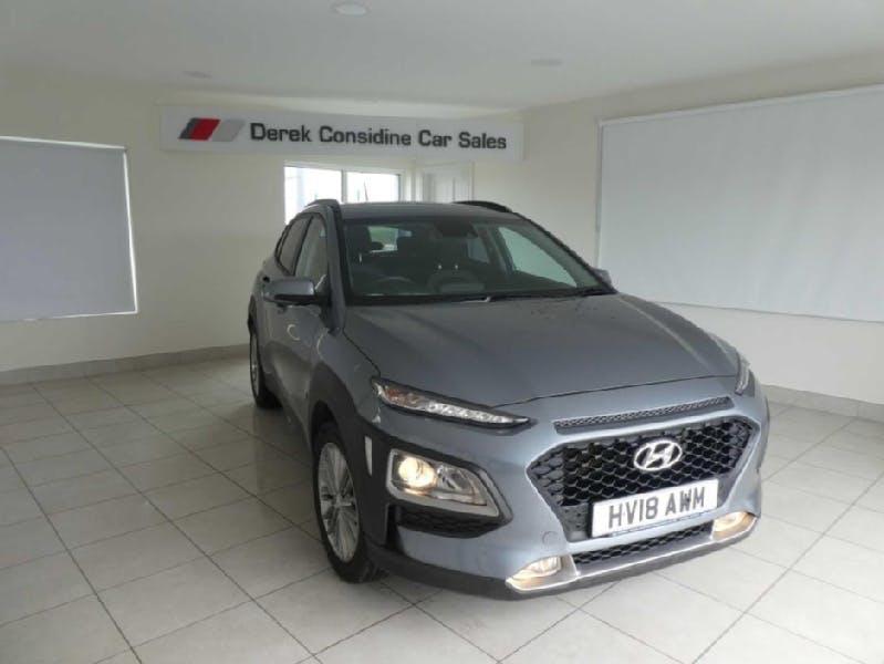 Hyundai Kona 2018 full