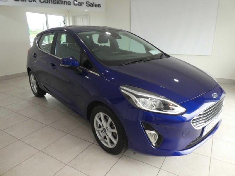 Ford Fiesta 2018 full