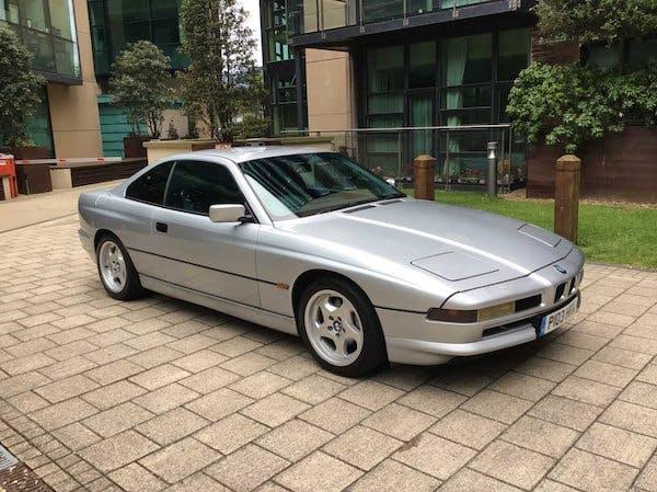 BMW 8-Series 1997 full