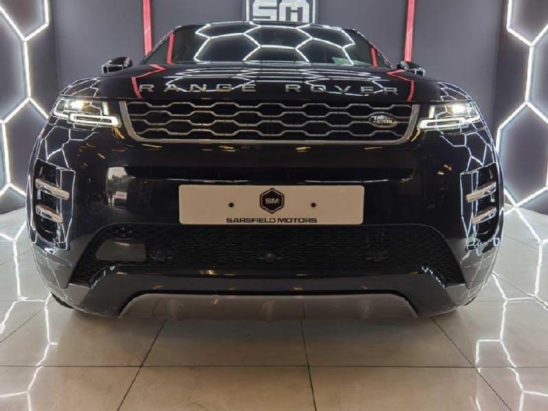 Land Rover Range Rover Evoque 2021 full