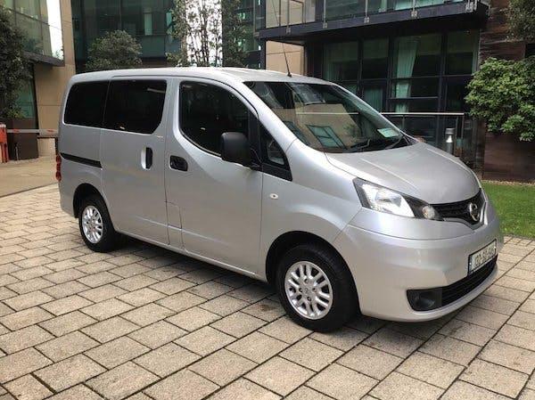 Nissan NV200 2013 full